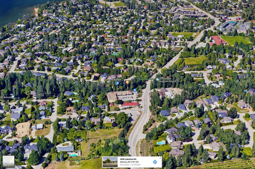 4638 Lakeshore, Kelowna, Commercial Space